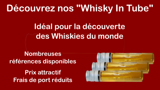 WIT : Whisky In Tube
